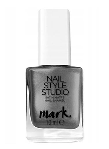 Avon Avon Mark Nail Style Studio Disco Diva Oje 10 Ml Gri